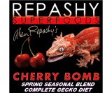 Cherry Bomb Gecko Diet